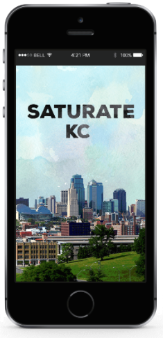 Saturate KC App Image